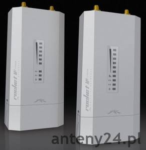 Ubiquiti ROCKET M2 TITANIUM 2.4GHz BaseStation Point-To-Point (PtP) dan Point-To-MultiPoint (PtMP)