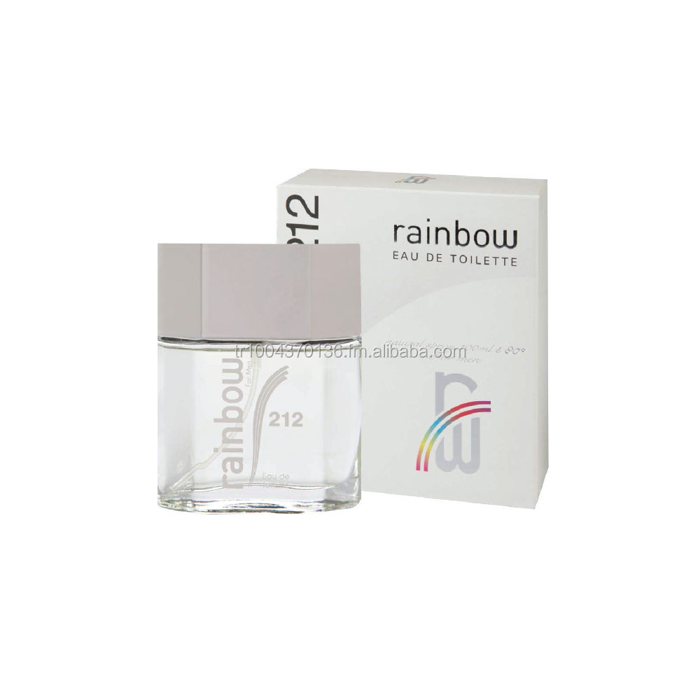 Nucos RAINBOW 212 / Turkish Fragrance Perfume
