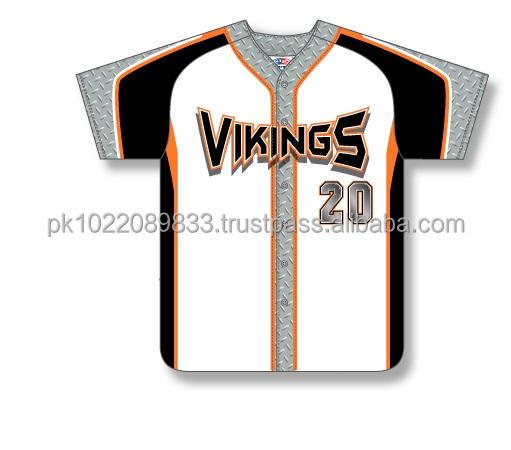 Catálogo de fabricantes de Vikingos Jersey de alta calidad y