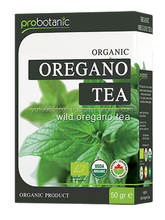 Wild oregano tea