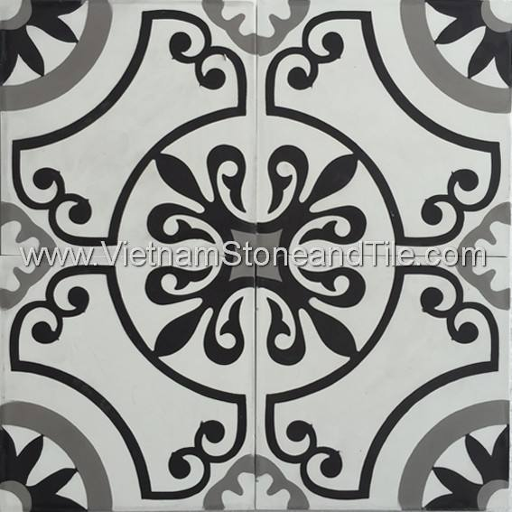 From Vietnam Handmade Cement Tiles