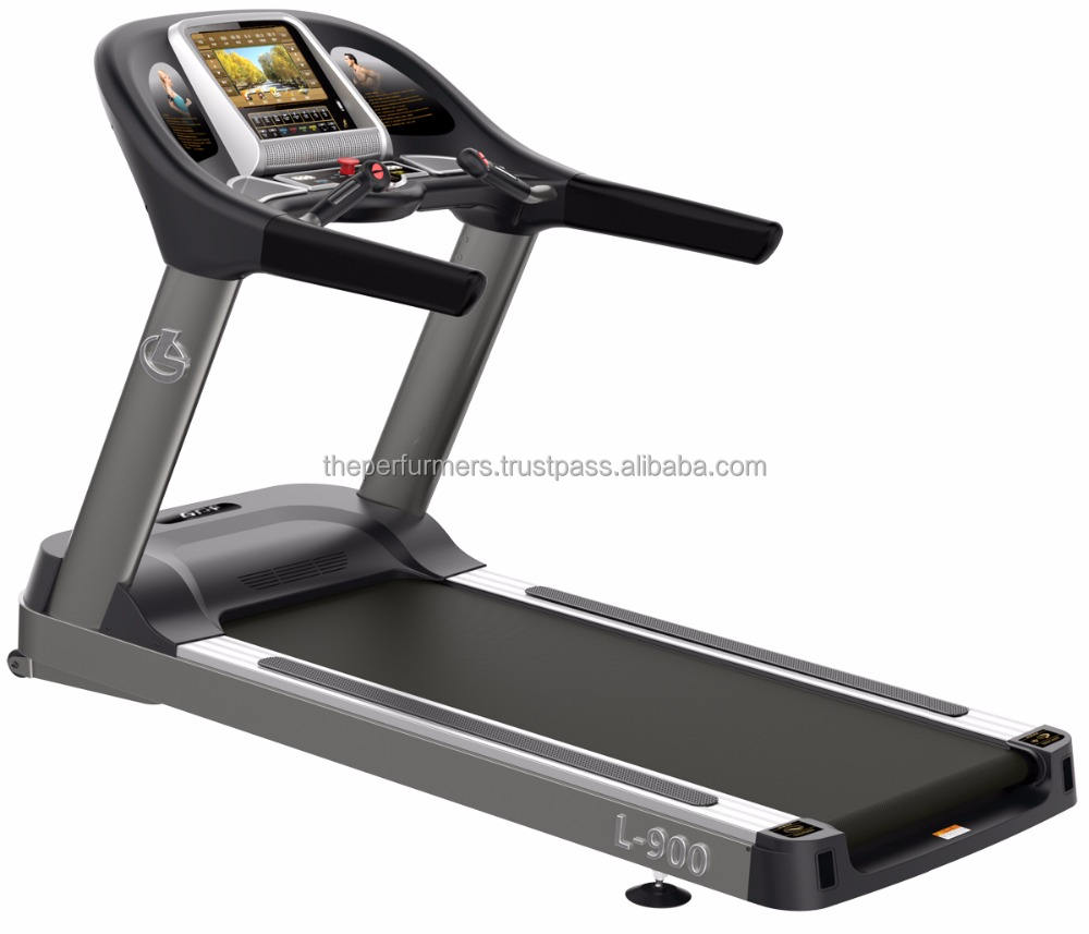 GPF Commercial Treadmill with Heart Rate Sensor/Touch Screen