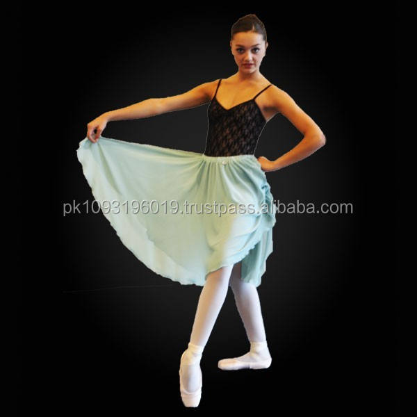 New Style Ladies Black Top ballet dance costume for girls