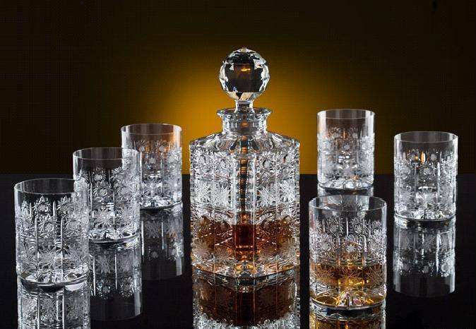 Luxury Eropean Glass - contact us for complete offer
