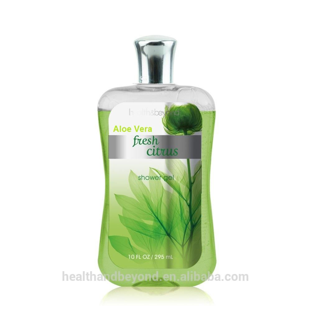 Moisturizing Shower Gel With Aloe vera