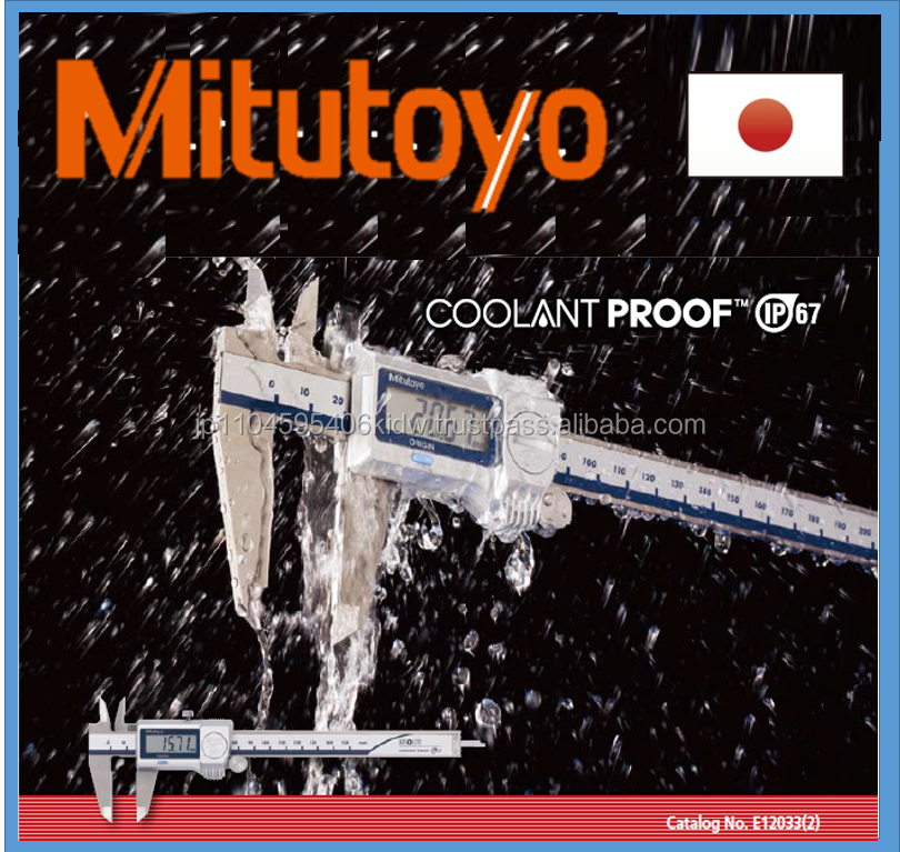 Accurate and High precision Micrometer Heads Mitutoyo caliper at reasonable prices