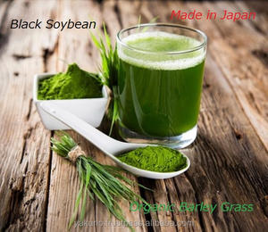 Black Soybean Barley Green Juice drink in Japan for beverage distributors , 3g x 30 packs , Made in Japan