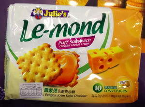 fromage sandwich biscuit | Julie's le-mond, Biscuits bouffants