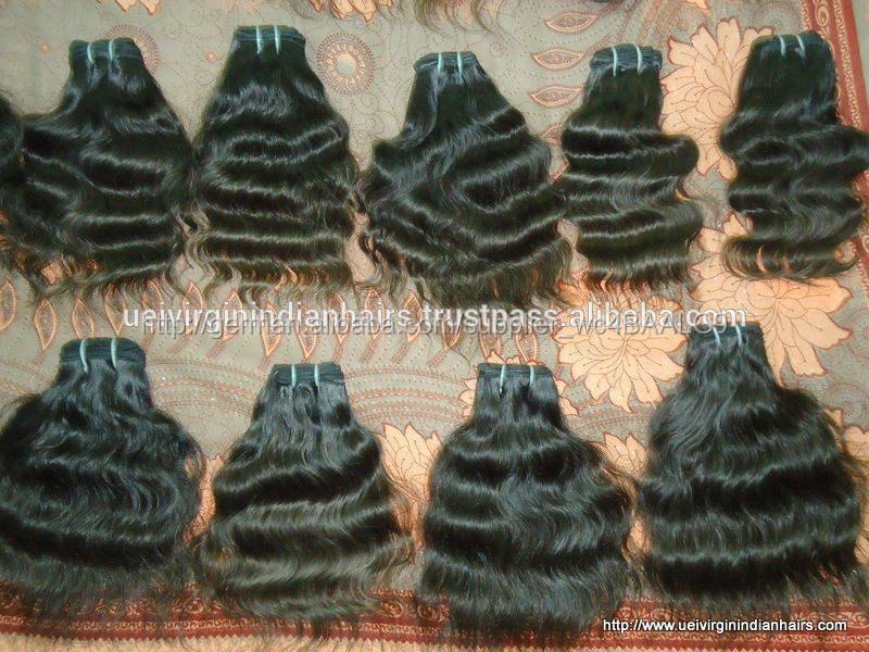 natürlichen curl jungfrau indisches haar