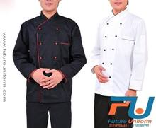 Egyptian Cotton Chef Jacket