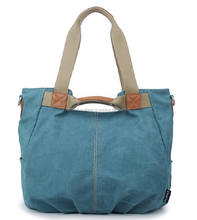 Wholesale Fashion Canvas Shoulder bags