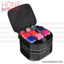 NAIL TECHNICIANS STORAGE BAG Professional Cosmetic Case Bag Large Capacity Portable Women Makeup cosmetic bags storage zipper