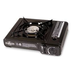 PORTABLE OUTDOOR BUTANE STOVE - 7650 BTU #186