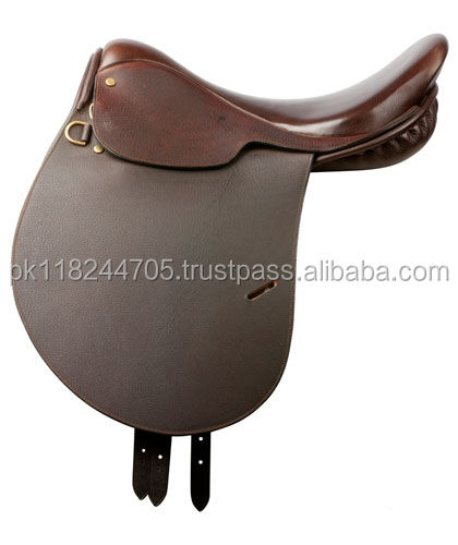 Genuine leather Polo saddle /new design horse saddle for comfortable for horse