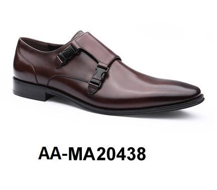 Genuine Leather Men's Dress Shoe - AA-MA20438