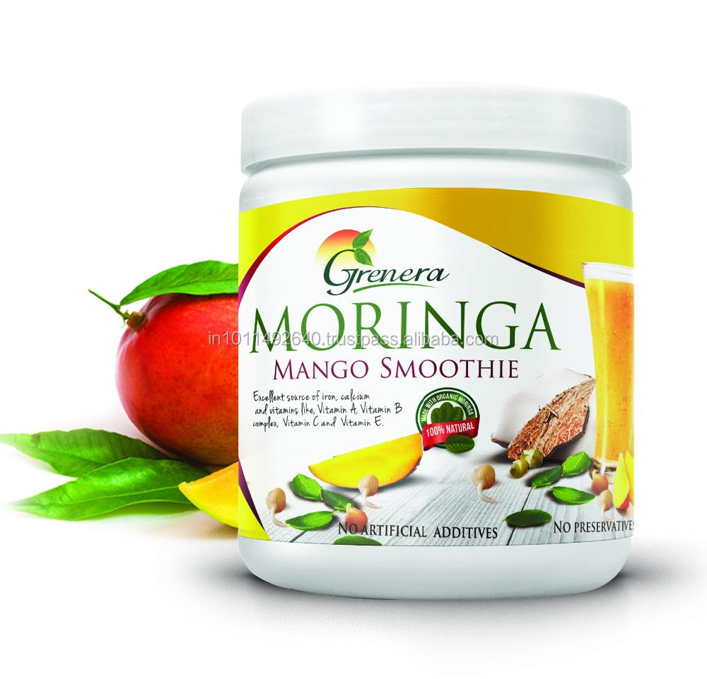 High Selling Food & Beverage/Moringa Smoothie/ Distributors