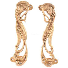 Handmade Bronze Door Handles Wholesale Bronze Main Door Exterior Door Handle