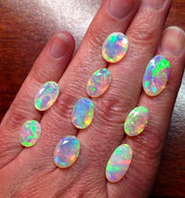 Natural OPAL cut tone Mixed shape polished Loose Gemstone Direct Wholesale