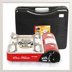 PORTABLE GAS STOVE: MODEL: OT-200