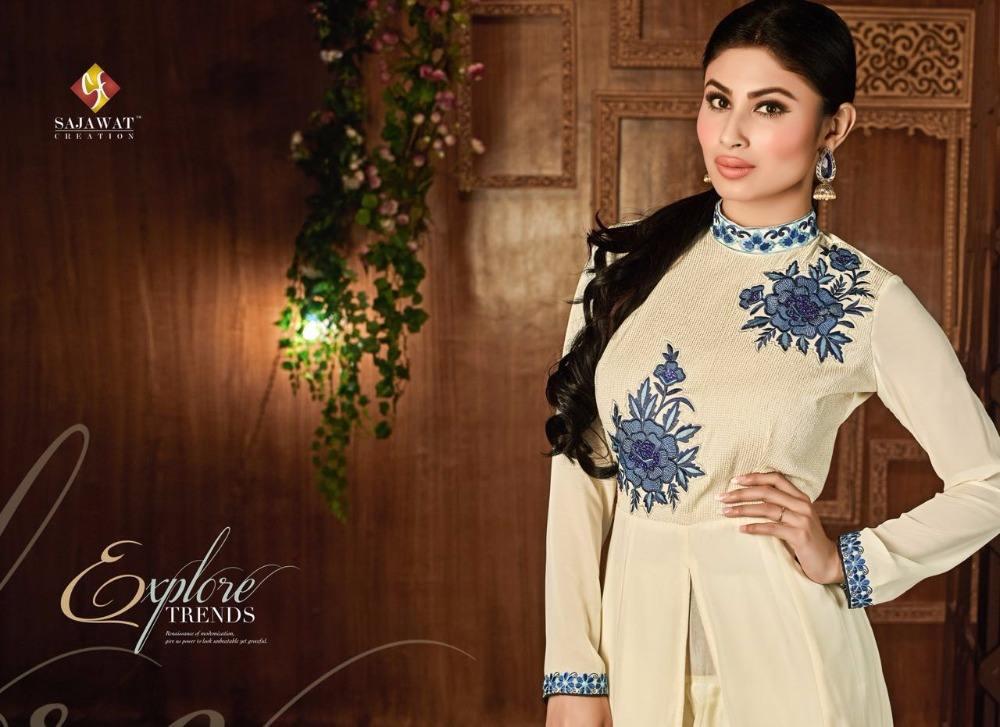 INDIAN ANARKALI SALWAR KAMEEZ SUIT DESIGNER DRESSES PAKISATNI BOLLYWOOD DRESS 2