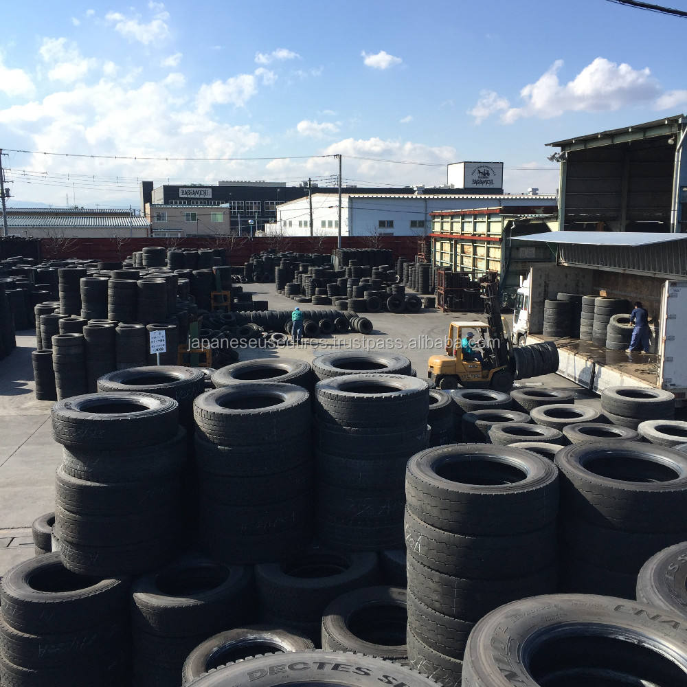 Reliable Japanese Quality Major Brands Used tires georgia at Wholesale Price Direct from Japan
