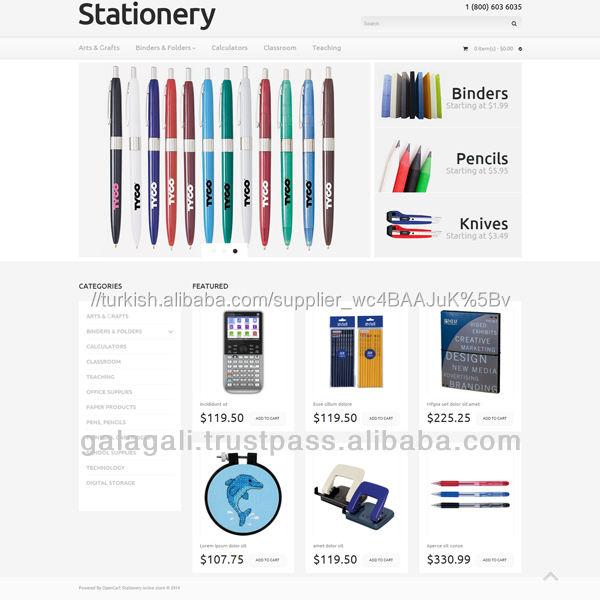 Online Ürün Satış Magento için Web Sitesi Tasarımı ile SEO Servis & Web Hosting
