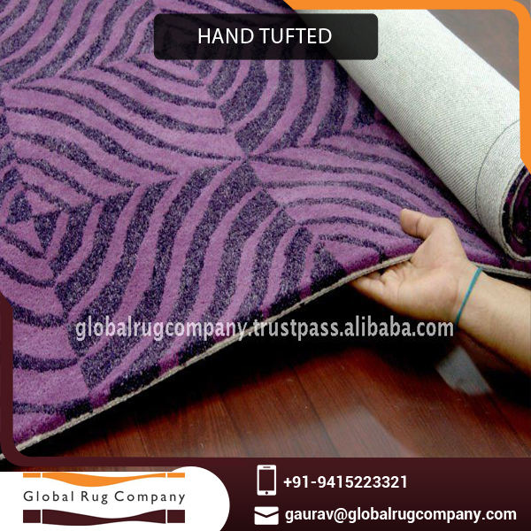 Top Seller Premium Quality Hand Tufted Modern Rug for Wholesale Distributor
