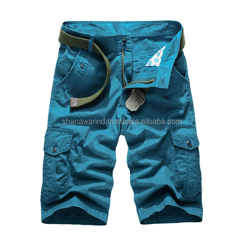 USA Cargo Shorts voor mens, zomer stijl militaire shorts mannen, goedkope shorts heren cargo