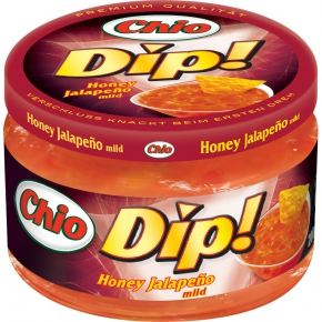 Chio Dip Honey Jalapeno 200ml