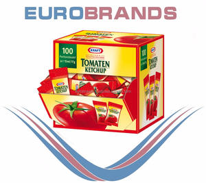 MDE KETCHUP 100X15G Portionen