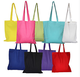 Eco Reusable cotton Shopping Bags Grocery Packing Recyclable Bag Healthy Tote Handbag Fashion