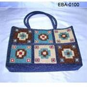 Hot sale handmade embroidery and beadded bags (july@etopvietnam.com)