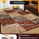 Magical and Colourful Hand Knotted Carpet at Factory Price
