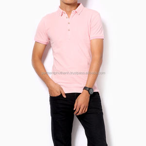 polo t shirt 100% cotton , new design in SGPT garment, polo t-shirt for men