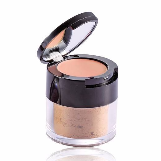 Rose Mixed Color Blush Powder - private label service made in taiwan OEM ODM cosmetic product