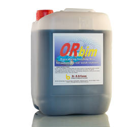 Orbim-I Rinsing aid / wax for car cleaning and car wash