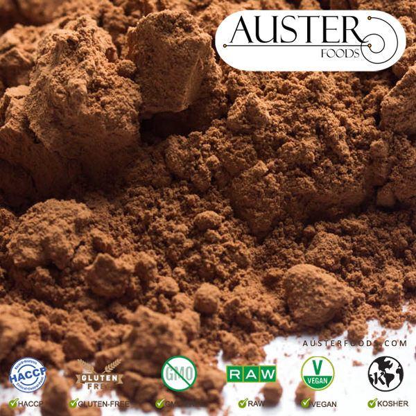 Bulk alkalized cocoa powder at excellent bulk price (100% processed in the USA. Minimum order: 1000 kg)