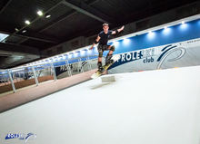 Indoor ski slopes Endless dry slopes for indoor snowboarding Snow skiing slopes Ski simulator attraction