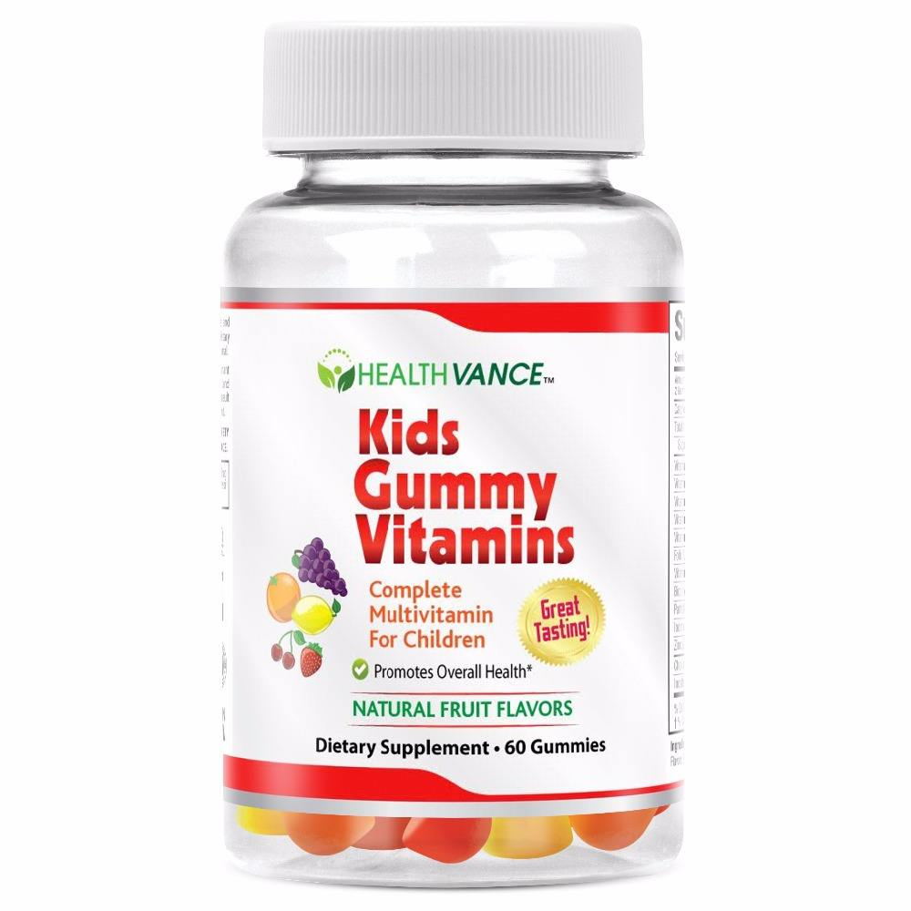 Private Label Gummy Vitamins