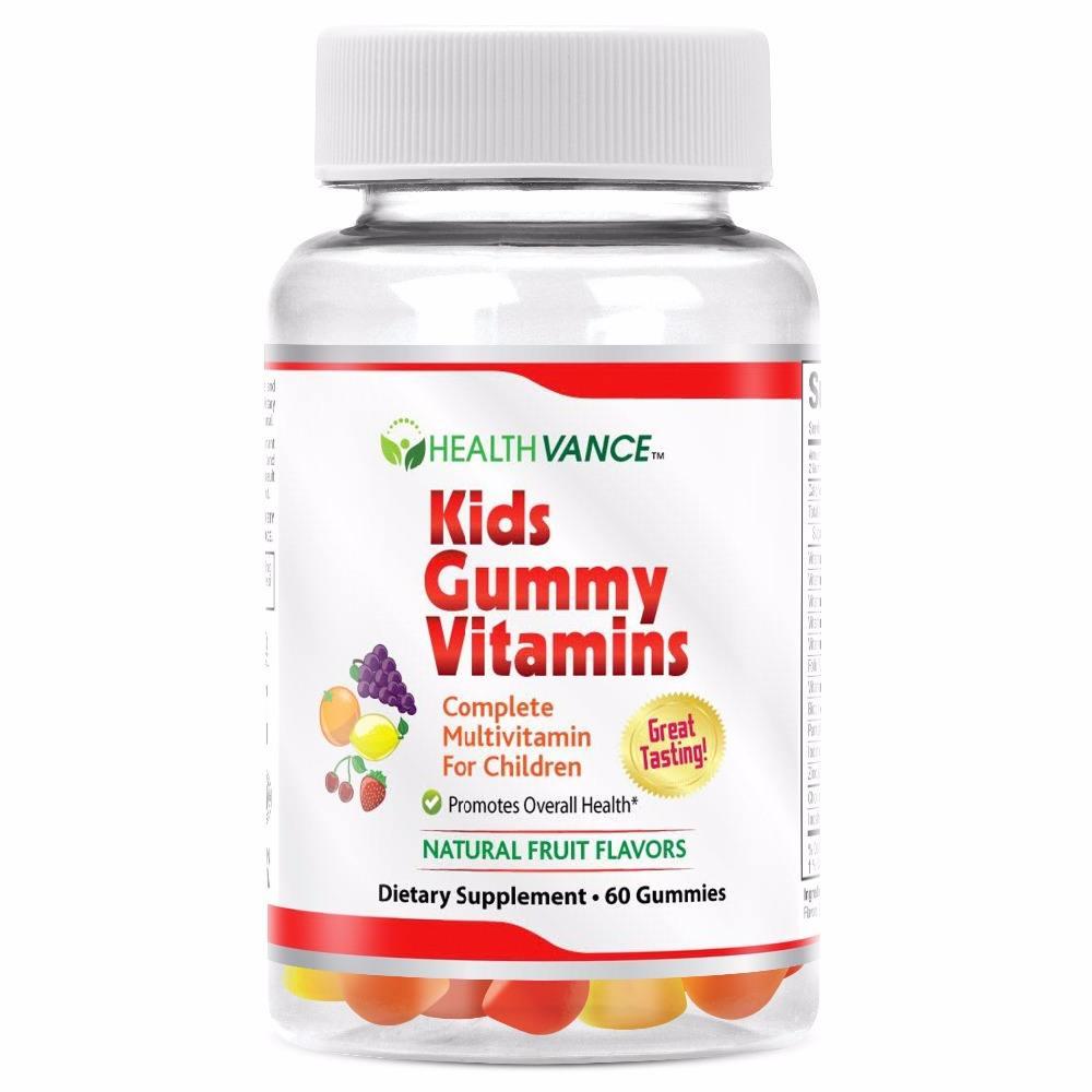 Private Label Gummy Vitamins