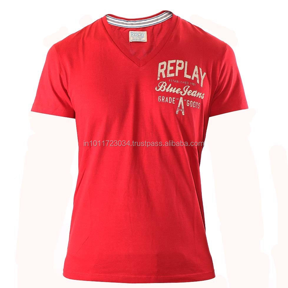 high quality men t shirt manufacturer