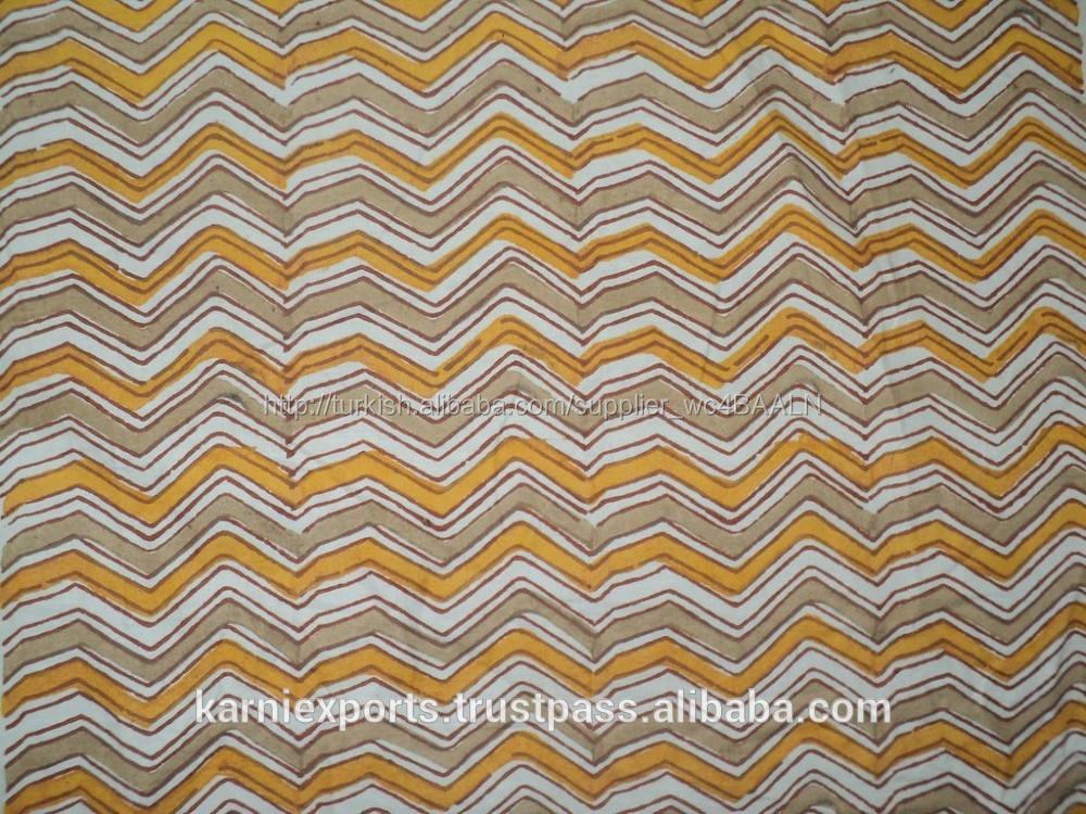 Hintli güzel baskı kalıbı el blok baskılı kumaşlar kullanılabilir toptan hint tarzı baskılar