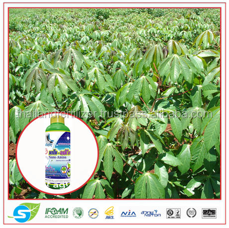 Liquid nutrient for vegetable, fruit and all kinds of plant (Plant stimulant) Nano Amino