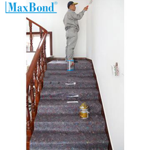 Needle punch Floor paint protector Non woven felt, spray paint felt for floor flecee with lowest price from Maxbond
