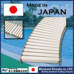 durable and easy to install gutter drain at reasonable prices made in Japan
