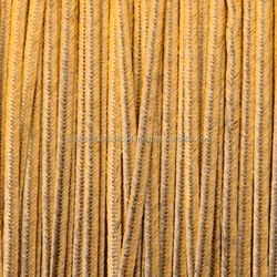 (3 mm) Gold Metal Wire Russia Braid