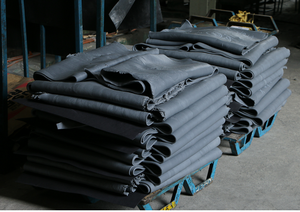 Zwart Rubber Verbindingen/Uitgeharde Rubber Compound/Unvulcanized Rubber Compound