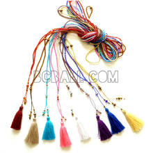 necklaces tassels beads small silver pendant charms fashion accessories