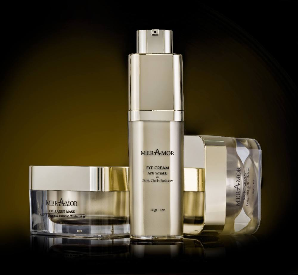 MerAmor Luxury Skin Care From the Sea