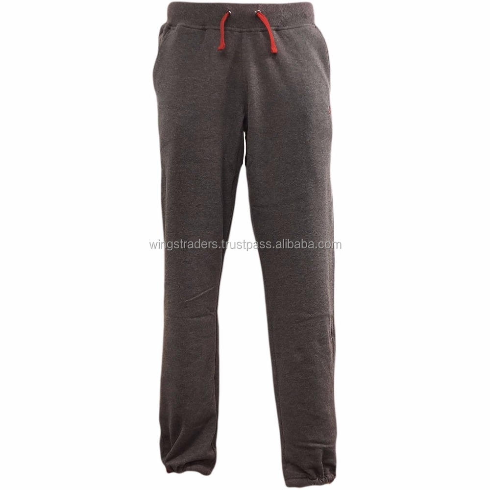 New design fashion Good quality work jogging running trousers for men